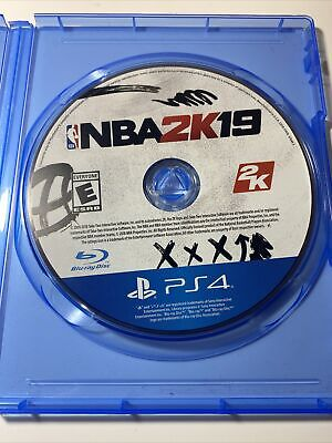 $ CDN10 • Buy NBA 2K19 (PlayStation 4, 2018) Disc Only. Tested And Works