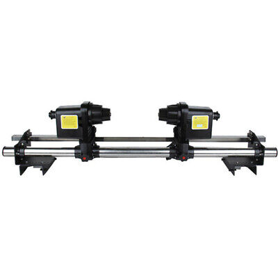 AU599.85 • Buy Automatic Media Paper Take Up Reel + 2 Motors For Roland/Epson/Mimaki Printer