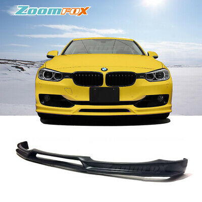 AU225.99 • Buy Fit 12-15 BMW F30 3-Series D3 Urethane Front Bumper Lip Spoiler Body Kits