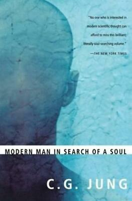 Modern Man In Search Of A Soul By C. G. Jung • 9.38£