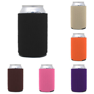 £2.56 • Buy 1PC Beer Can Cooler Sleeve Insulated Drink Protection For BBQ,Beach Picnic UK