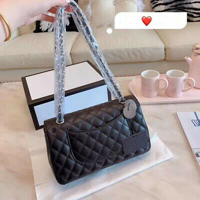 $ CDN375.70 • Buy Luxury Ladies Women Handbags ,shoulder Bag Double Flap  High Quality Leather