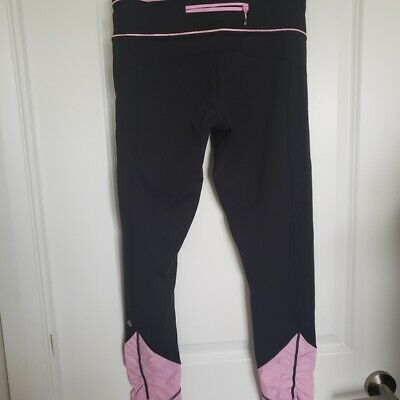 $ CDN12 • Buy LULULEMON 7/8 Leggings In Size 6
