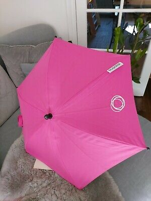 Hot Pink BUGABOO Parasol Complete With Clip • 10£