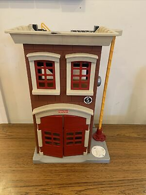 Fisher Price Fire Station Imaginext  • 12£
