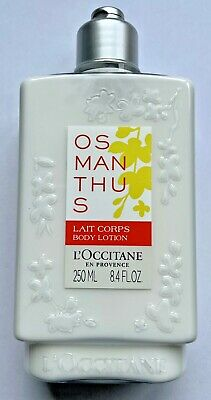 L'Occitane OSMANTHUS 250ml Women's Body Lotion - RRP £24.50! Newly Released Item • 20£