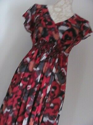 Chiffon Dress,smart Casual Versatile   Debemhams Rocha John Rocha  Size 14 • 6.99£