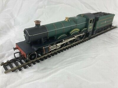 £124 • Buy 680 Vintage Hornby R759  Hall Class 'Albert Hall'. GWR Green. Boxed. Near Mint.