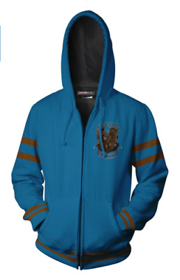 $ CDN36.91 • Buy Ravenclaw Hogwarts Harry Potter New Collection Zip Up Hoodie New