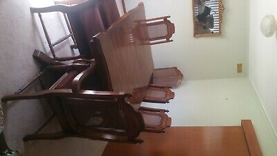AU0.99 • Buy 6-8 Seater Dining Table And Chairs