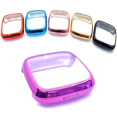 $ CDN8.50 • Buy For Fitbit Versa 2 Watch Full Cover Screen Protector TPU Case