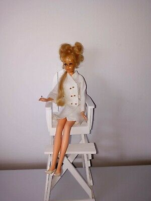 $ CDN140 • Buy Vintage Barbie  Francie With Growin Pretty Hair (japan) Clothe Note The Coat