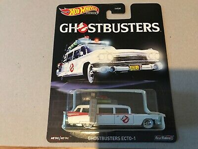 New Sealed 2019 Hot Wheels Ghostbusters Ecto 1 Entertainment  • 14.99£