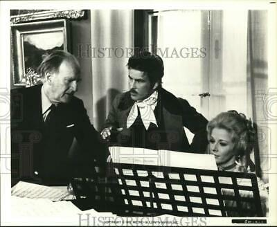 1972 Press Photo Actors At Piano In  The Great Waltz  Movie - Hcq29007 • 11.49£