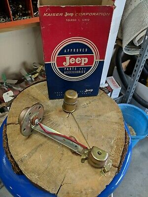 $140 • Buy M38A1 Jeep Willys Kaiser Fuel Gas Tank Sending Unit 810284 1952 - 1966