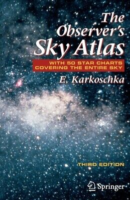 The Observer S Sky Atlas • 22.15£