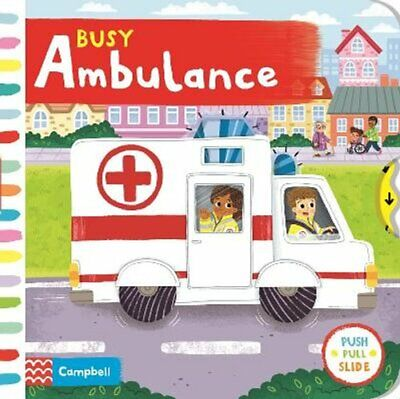 £6.36 • Buy Busy Ambulance By Campbell Books 9781529017694 | Brand New | Free UK Shipping