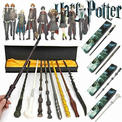 Harry Potter Dumbledore Voldemort Hermione Magic Wand Collection Cosplay In Box • 7.50£