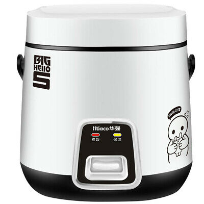 AU35.99 • Buy Mini Rice Cooker Household 1-2 People Dormitory Cooking Multifunctional Huaco