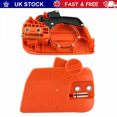 £11.84 • Buy Clutch Side Sprocket Cover Brake For Husqvarna 235E 236 240 350 Chainsaw Parts~