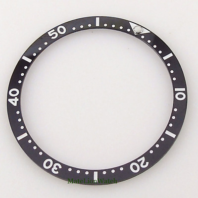 $ CDN17.50 • Buy 38mm Flat Ceramic Watch Bezel Insert Spare Parts Black Fit For SKX007 Watch