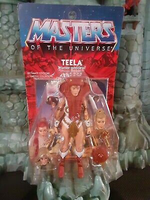 $225 • Buy Motuc Masters Of The Universe Classics Ultimate Teela New 2016 Super 7 Mattel