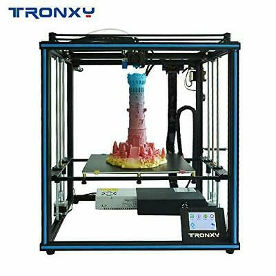 AU727.11 • Buy X5SA 3D Printer Metal Square CoreXY Structure Dual Z Axis Stable Large