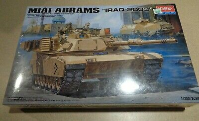 $39.99 • Buy Academy # 13202 M1A1 Abrams 'Iraq 2003' Kit First Look Kit  1:35 Scale  MIB