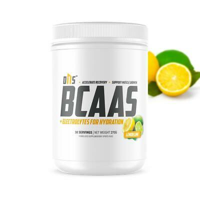 AU22.99 • Buy BCAA  4.1.1. + Electrolytes 30 Serve 270g Branch Chain Amino Acid. Intra Workout