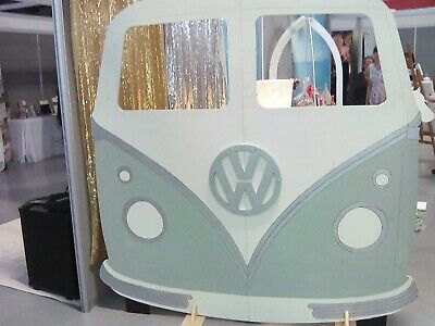 £180 • Buy Campervan Photo Booth Stand Excellent Weddings & Events Great Condition