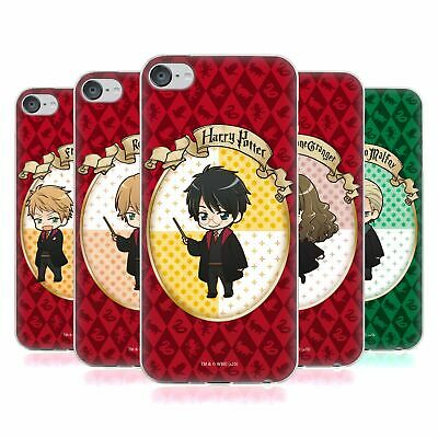 £14.56 • Buy OFFICIAL HARRY POTTER DEATHLY HALLOWS XXXVI GEL CASE FOR APPLE IPOD TOUCH MP3
