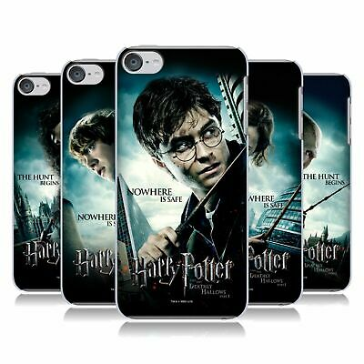 £14.56 • Buy OFFICIAL HARRY POTTER DEATHLY HALLOWS VII BACK CASE FOR APPLE IPOD TOUCH MP3