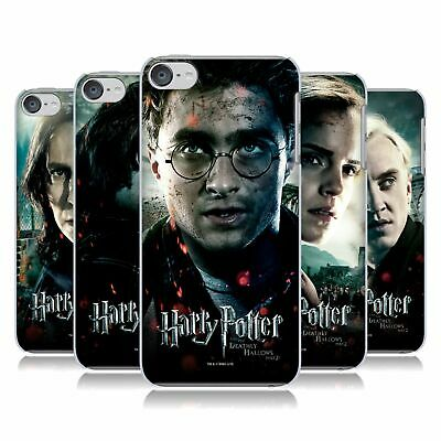 £14.56 • Buy OFFICIAL HARRY POTTER DEATHLY HALLOWS VIII BACK CASE FOR APPLE IPOD TOUCH MP3