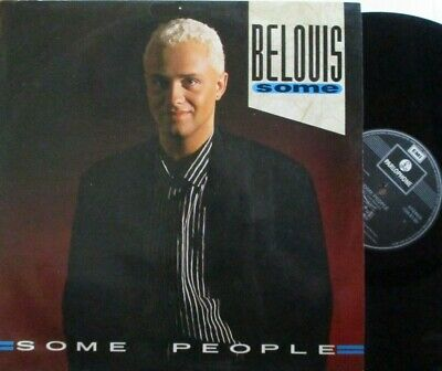 £5.99 • Buy BELOUIS SOME ~ Some People ~ 12  Single PS