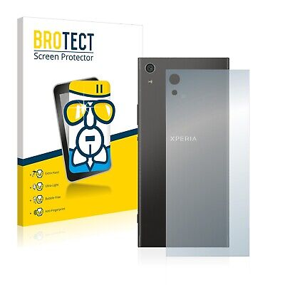 $ CDN8.63 • Buy Screen Protector For Sony Xperia XA1 Ultra (Back) Tempered Glass Film Protection