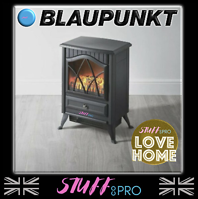 £69.99 • Buy 🌈1850W Electric Stove Fire Heater Fireplace Log Burn Flame Effect Free Standing