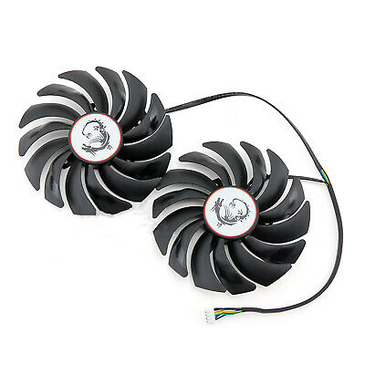£14.35 • Buy Cooling Fan For GTX1080ti 1080 1070ti 1070 1060 GAMING/RX580 570 RX480 470