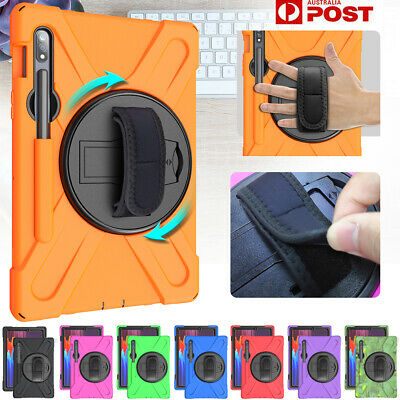 AU41.99 • Buy For Samsung Galaxy Tab S7 11  S7+ 12.4  S6 Lite Case Shockproof Heavy Duty Cover