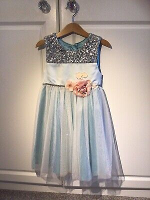 £20 • Buy Gorgeous Monsoon Special Occasion, Flower Girl, Wedding Party Dress Age 6 Years.
