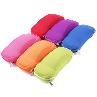 £2.61 • Buy Creative Zip Up Kids Glasses Case Car Shaped Specs Spectacles Childrens  YW