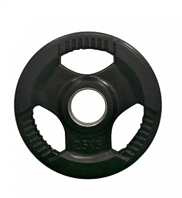 AU24.95 • Buy Olympic Rubber Coated Plates - 2.5kg - SINGLES - 50mm IN STOCK - FAST SHIPPING