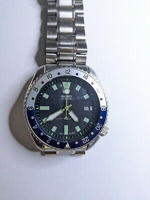 $ CDN135 • Buy Seiko Diver Automatic 150M Men, Mint Condition. Extra Silicone Band
