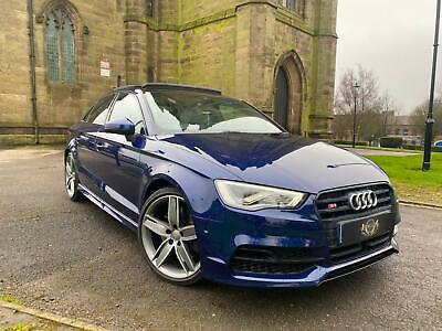 Audi S3 Saloon Quattro S Tronic 2015 *mega Spec *fully Loaded *clean Example *px • 18,495£