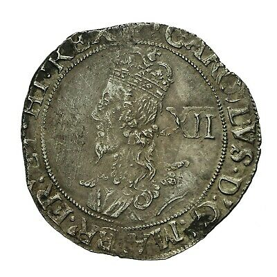 £310 • Buy Charles I Hammered Silver Shilling  Mm Anchor  S2797