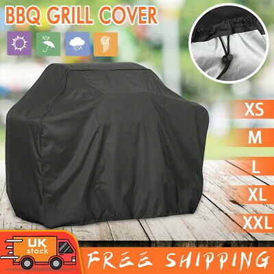£9.99 • Buy Extra Heavy Duty BBQ Cover Waterproof Barbecue Grill Protector Outdoor Covers