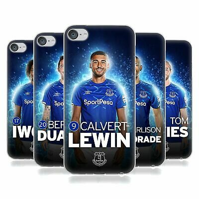 £14.64 • Buy EVERTON FOOTBALL CLUB 2019/20 FIRST TEAM GROUP 1 GEL CASE FOR IPOD TOUCH MP3