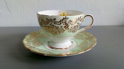 £12 • Buy Foley Bone China Coffee Cup And Saucer.