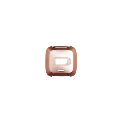 $ CDN6.23 • Buy Fitbit Versa FB504 Smartwatch Back Cover Metal Shell Replacement Rose Gold Part