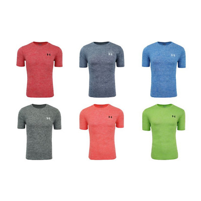 $16.91 • Buy New With Tags Under Armour Men's Logo Tee Top Athletic Muscle Gym Shirt