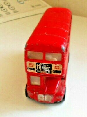 $ CDN28.63 • Buy Corgi London Transport 'routemaster' Double Decker Bus, Made In Gt Britain